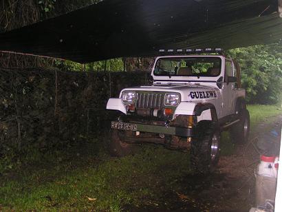 Qu'avez vous fait pour votre Jeep aujourd'hui ? Bache_10