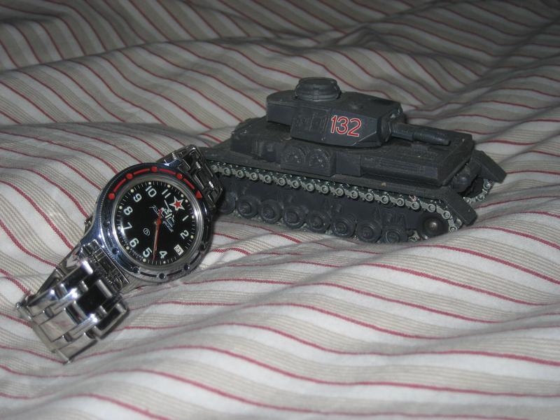 Les montres de plongée militaires, sujet historique. Img32410