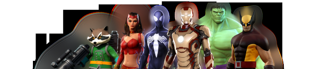 Play Marvel Heroes at Comic-Con International: San Diego! Founde10