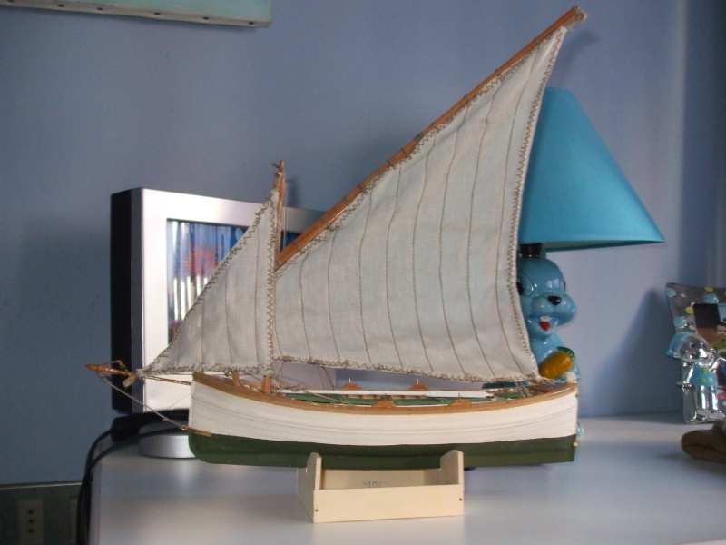 barca da pesca LLaut Barche10