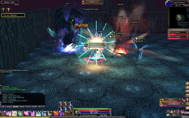Guild Helping guilgies Dekar100