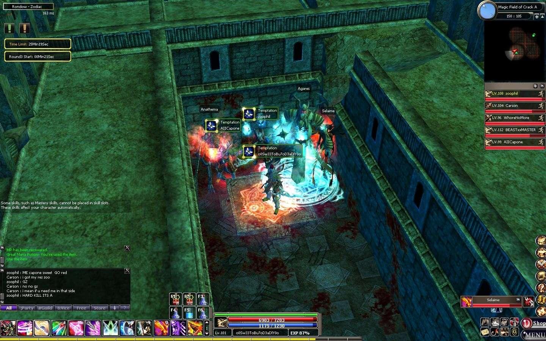 Guild Crevice Dekar115