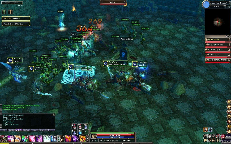 Guild Crevice Dekar118
