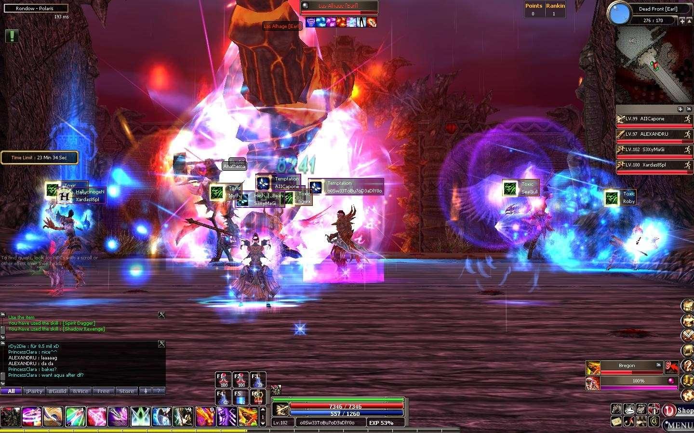 Guild Solo DF party!! Dekar122