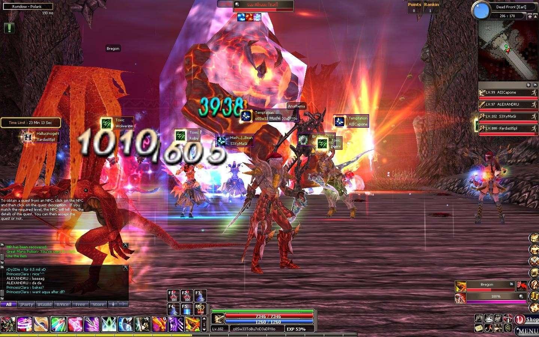 Guild Solo DF party!! Dekar123