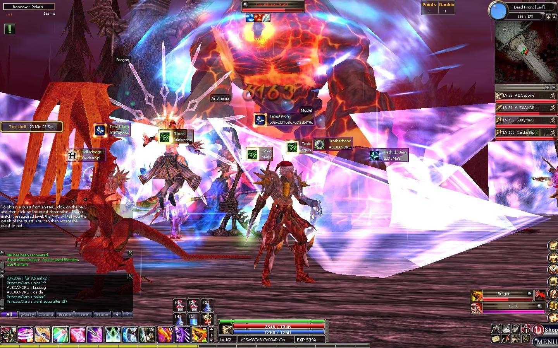 Guild Solo DF party!! Dekar124