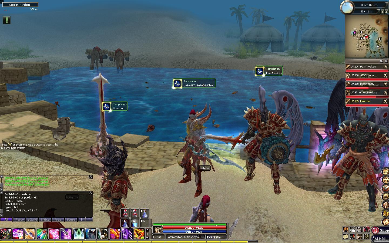 friends on the game Dekar140