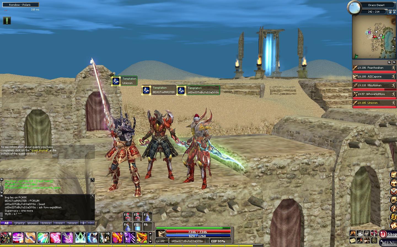 friends on the game Dekar141