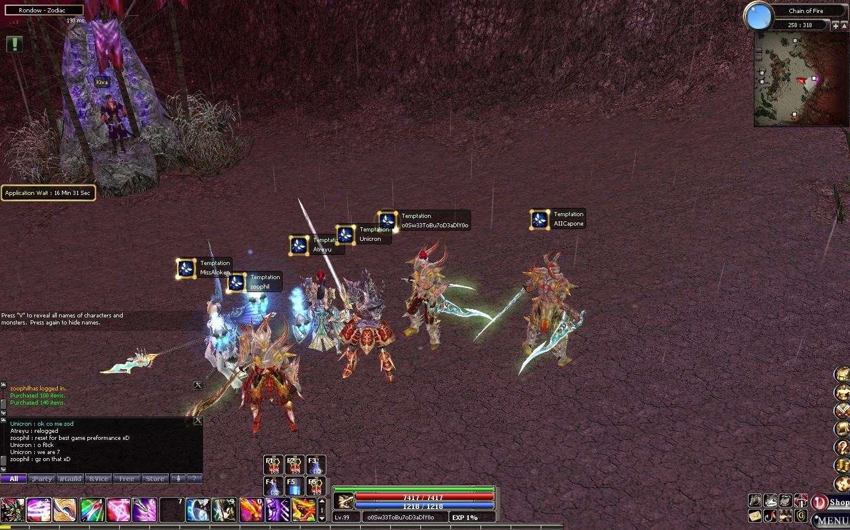 Guild Solo DF party!! Dekar160