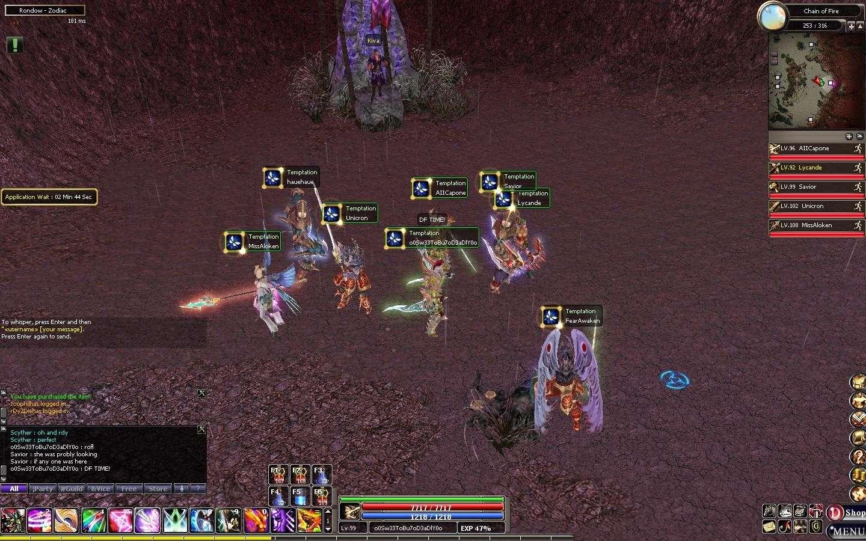 Guild Solo DF party!! Dekar161