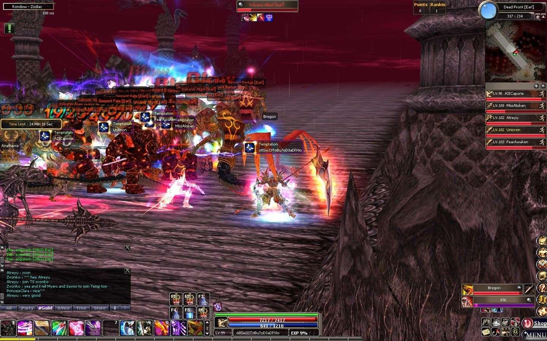 Guild Solo DF party!! Dekar162