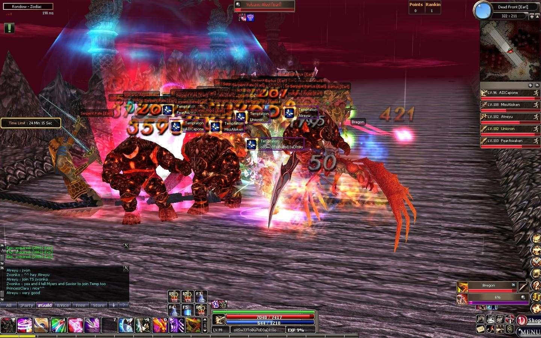Guild Solo DF party!! Dekar163