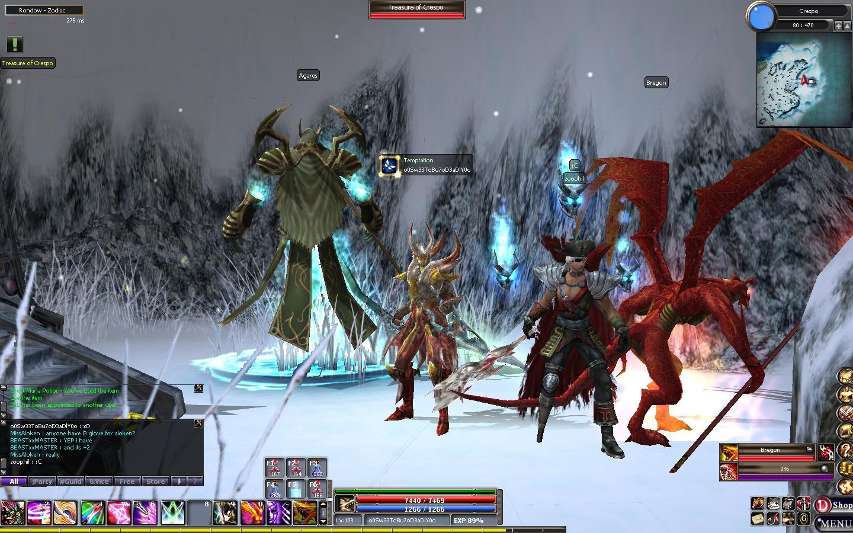 friends on the game Dekar167