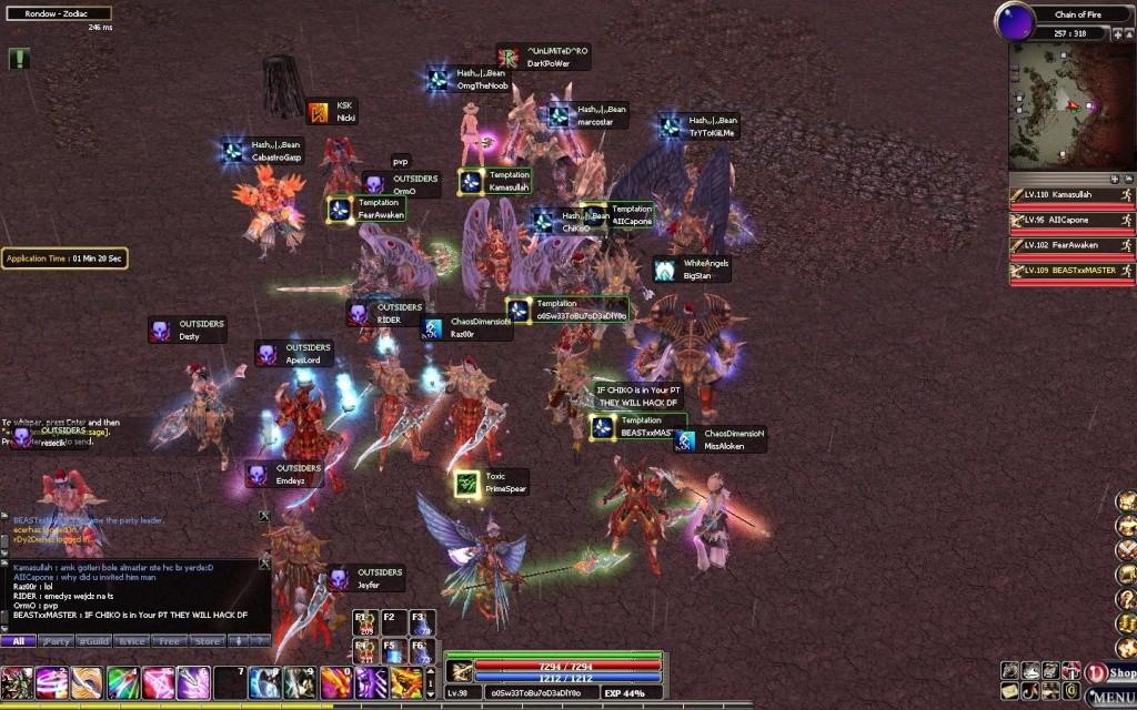 Guild Solo DF party!! Dekaro28