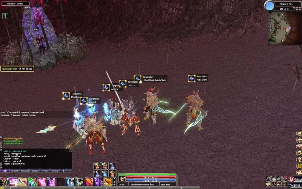 Guild Solo DF party!! Dekaro29