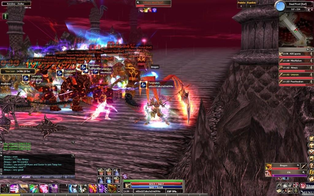Guild Solo DF party!! Dekaro32