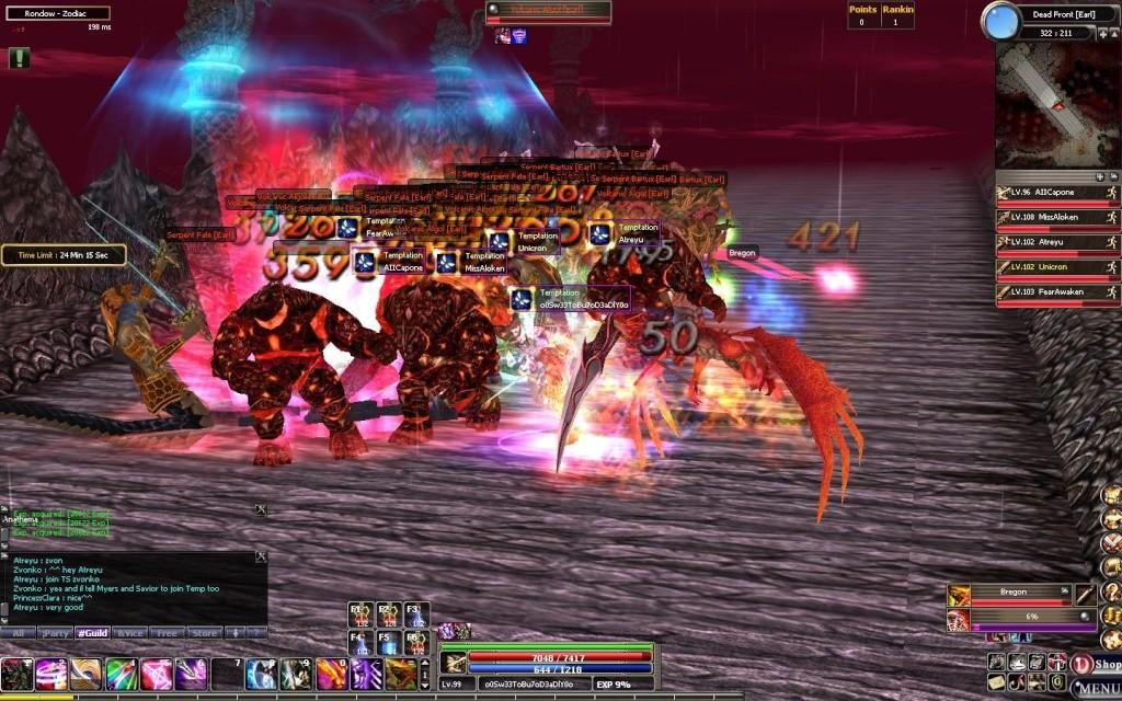 Guild Solo DF party!! Dekaro33