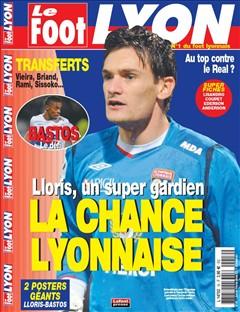 Le Foot Lyon n°16 - Janvier & Fevrier 2010 0011e410