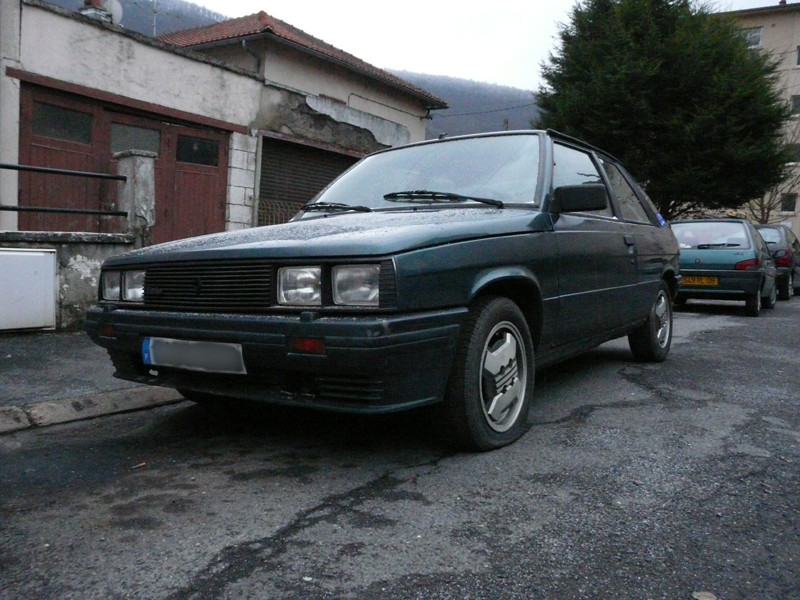 R11 turbo phase 1 3P 1985 P1020210
