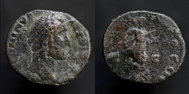 Bronze Domitien 4gr24 Antoni10