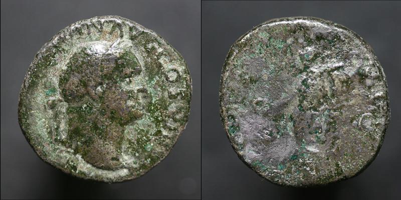 Sesterce de Vespasien Vespas14