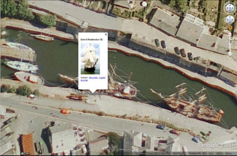 [résolu] Personnaliser les épinglesde Google Earth Exem10