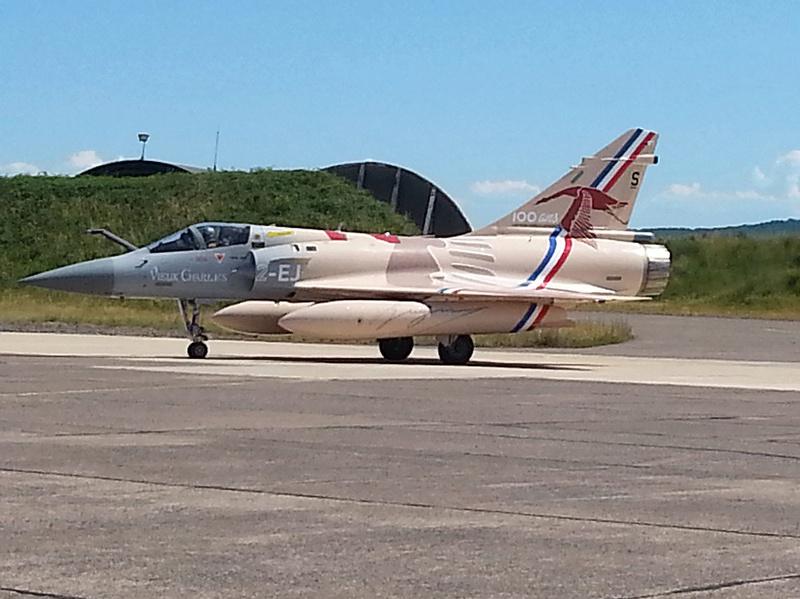"""Mirage 2000-5 """"Vieux Charles"""" au 1/72 2017-018"""