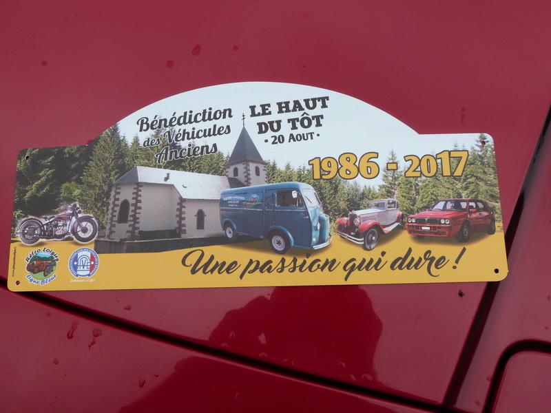 (88)[20/08/17] Bénédiction des autos au Haut du Tot - Page 2 P1150911