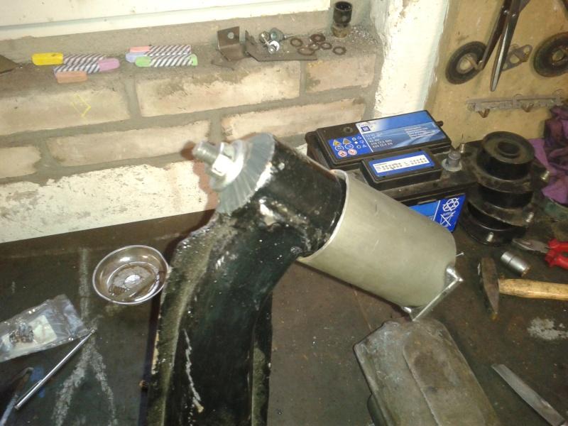 Omega A 3l 24v Turbo, Baustelle wird beendet, Auto geschlachtet - Seite 6 2012-114