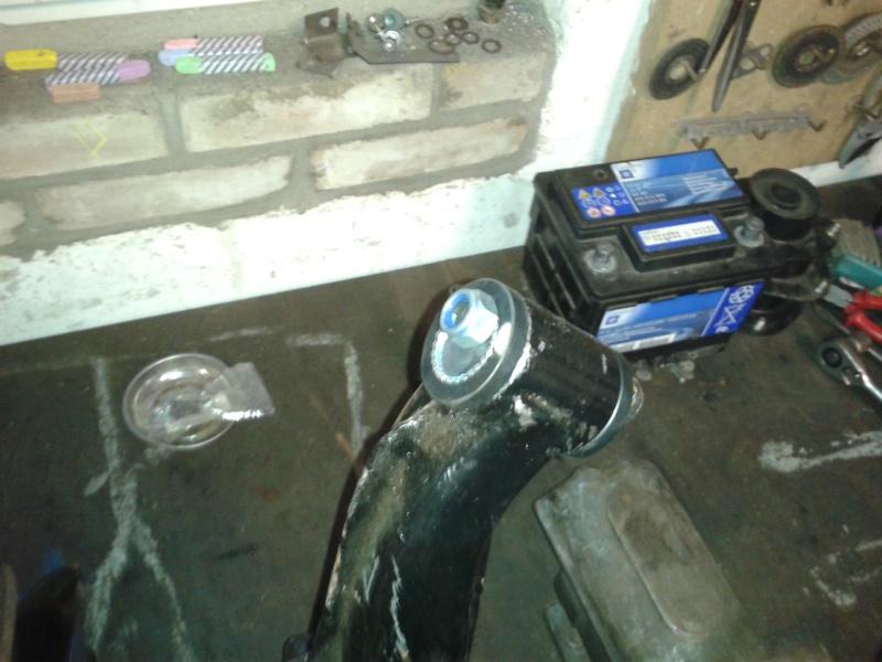 Omega A 3l 24v Turbo, Baustelle wird beendet, Auto geschlachtet - Seite 6 2012-115