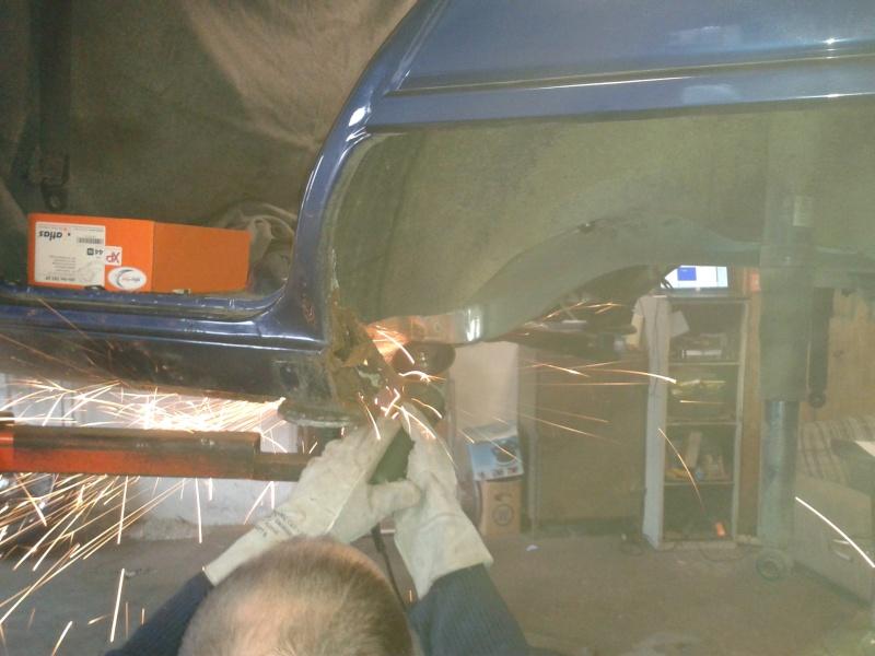 Omega A 3l 24v Turbo, Baustelle wird beendet, Auto geschlachtet - Seite 7 2013-017