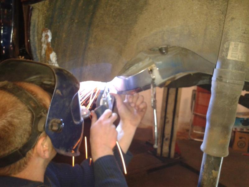 Omega A 3l 24v Turbo, Baustelle wird beendet, Auto geschlachtet - Seite 7 2013-019