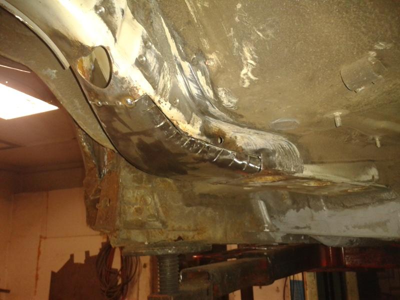 Omega A 3l 24v Turbo, Baustelle wird beendet, Auto geschlachtet - Seite 7 2013-020