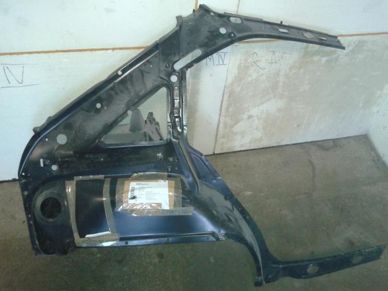 Omega A 3l 24v Turbo, Baustelle wird beendet, Auto geschlachtet - Seite 7 2013-022