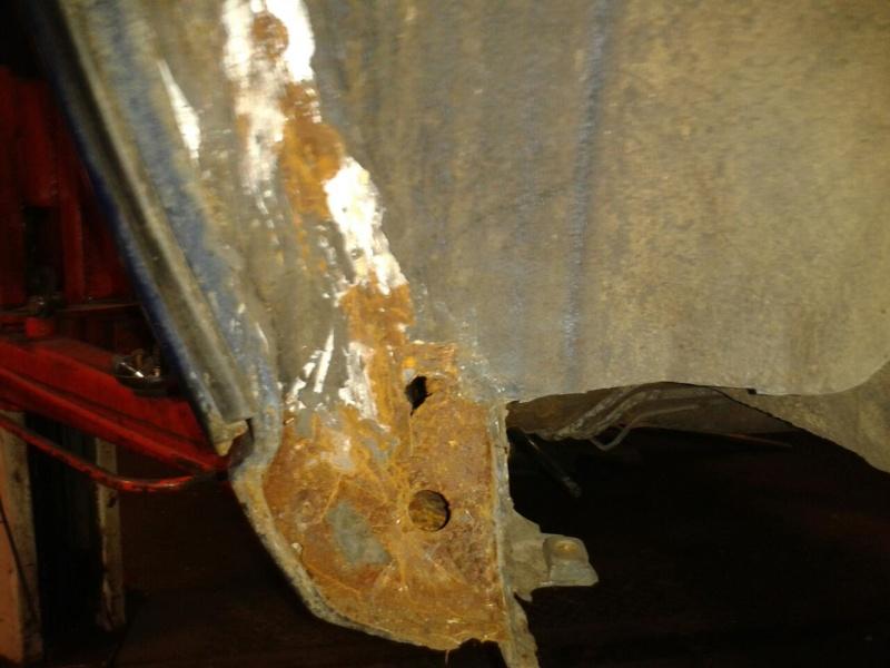 Omega A 3l 24v Turbo, Baustelle wird beendet, Auto geschlachtet - Seite 6 62179810
