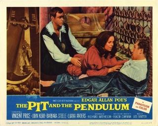 """Pendel des Todes"" ( The Pit and the Pendulum, USA, 1961 ) Das-pe12"