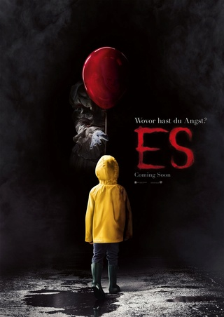 """ES""  (  IT, Chapter One USA, 2017, IT, Chapter Two, 2019  ) Es-1-r11"