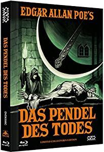 """Pendel des Todes"" Media Book von NSM Records Index10"