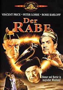 """""""Der Rabe - Duell der Zauberer )  (  """"The Raven, USA, 1963  ) Index15"""