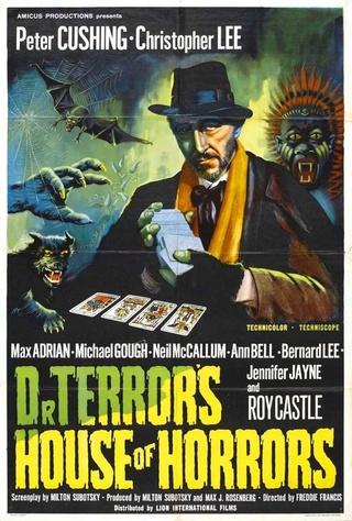 """Die Todeskarten des Dr. Schreck"" ( Dr. Terror's House of Horror, England, 1964 ) Nqu3kj10"