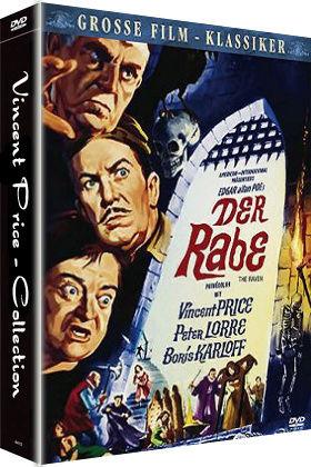"""""""Der Rabe - Duell der Zauberer )  (  """"The Raven, USA, 1963  ) Vincen10"""