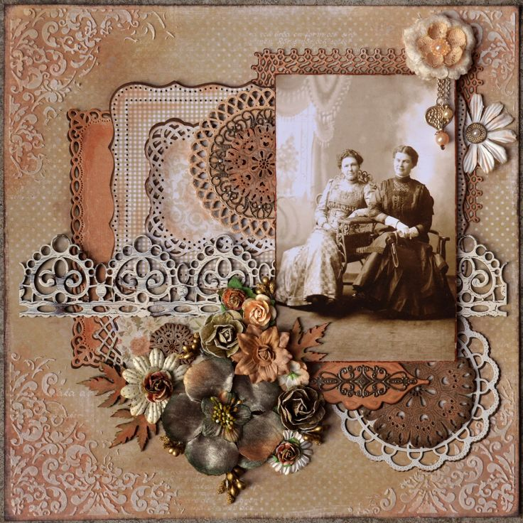 Page vintage & héritage Herita10