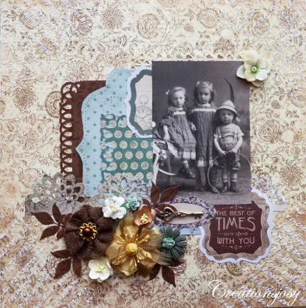 Page vintage & héritage Projet27