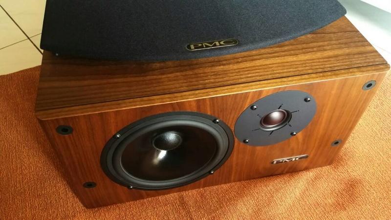Centre Speakers: PMC TB2MCi  and Xavian Scena XN Centre Speaker Pmccen12