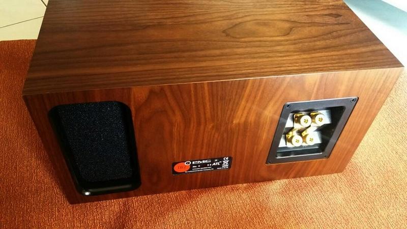 Centre Speakers: PMC TB2MCi  and Xavian Scena XN Centre Speaker Pmccen13