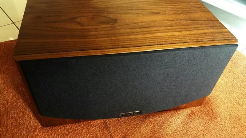 Centre Speakers: PMC TB2MCi  and Xavian Scena XN Centre Speaker Pmccen14