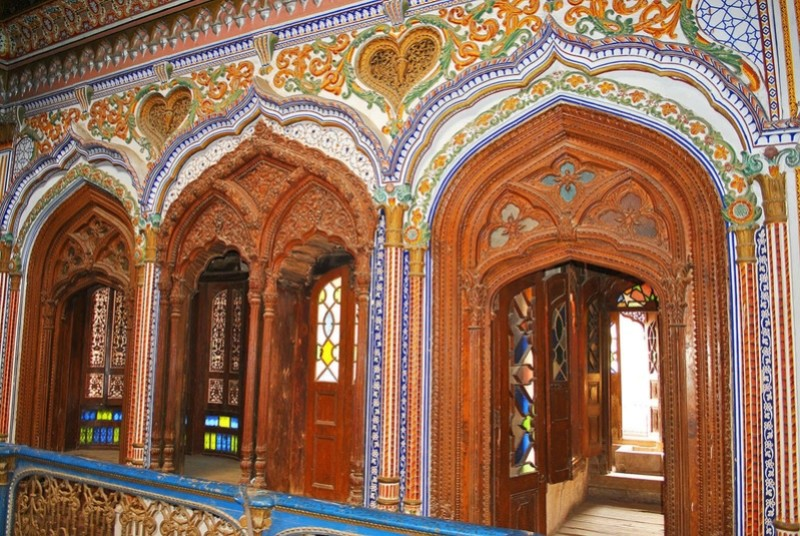LE PALAIS OMAR HAYAT MAHAL (Pakistan) 565c3910