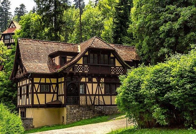 LE CHATEAU PELES (Roumanie) Chatea15