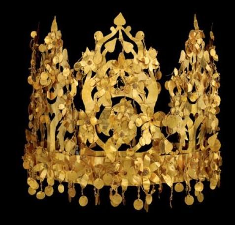 LE TRESOR DE L'OXUS Crown-10