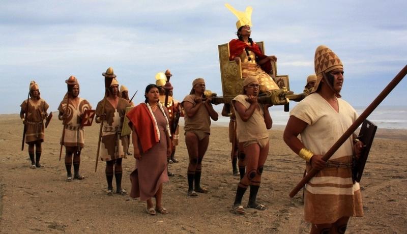 LA REINE CHAMANE DE CAO ET LE SEIGNEUR DE SIPAN Nation10